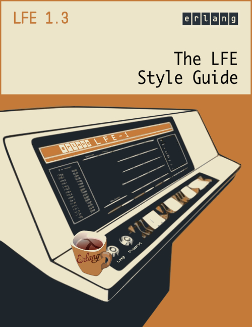 The LFE Style Guide